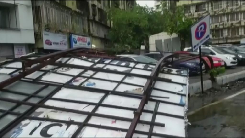 禍不單行!疫情碰上熱帶氣旋攪局印度西岸撤20萬居民 暫停疫苗計畫