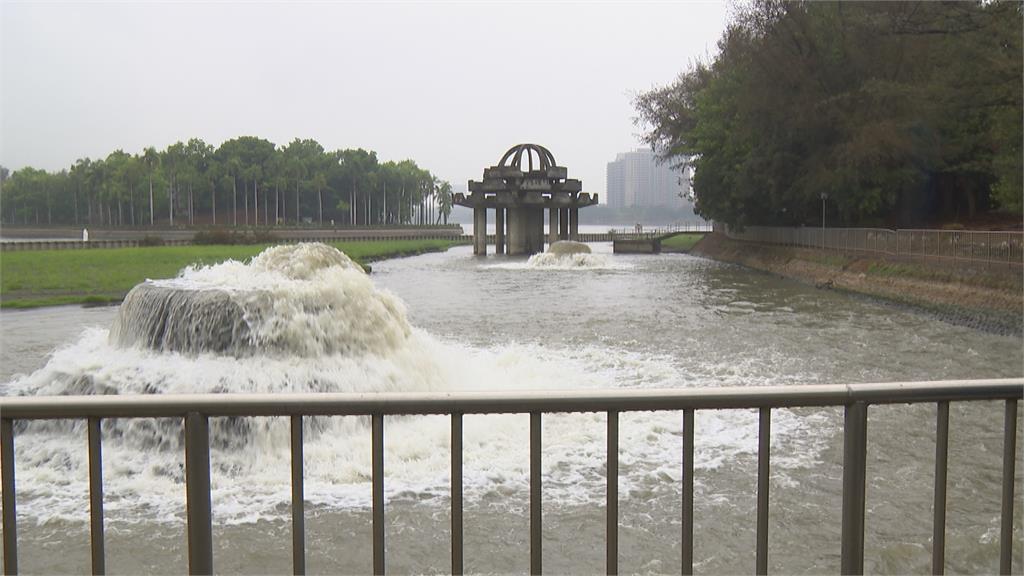 連兩日降雨助解渴 澄清湖蓄水量提升120萬噸
