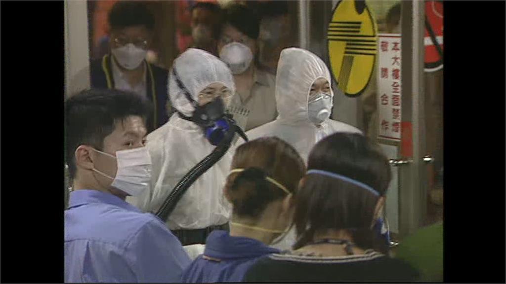 邱淑媞全副武裝視察和平醫院當年醫師張裕泰:我們對她反感