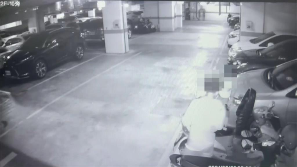 男缺錢花鎖定鄰居車偷錢!搭電梯下樓遇警露餡遭逮