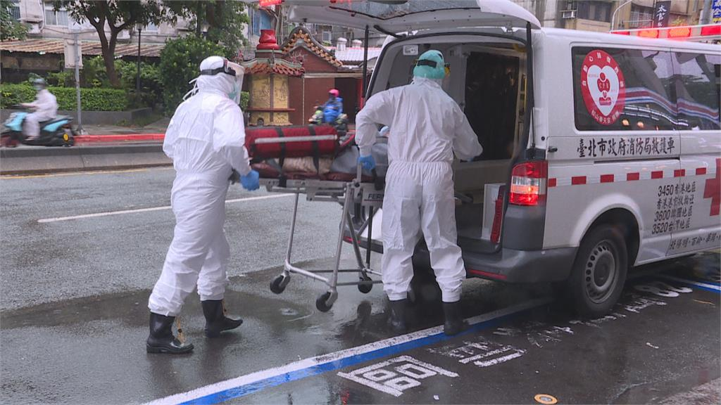 累計78死! 超越SARS死亡數  惡化速度快 「死亡年輕化」