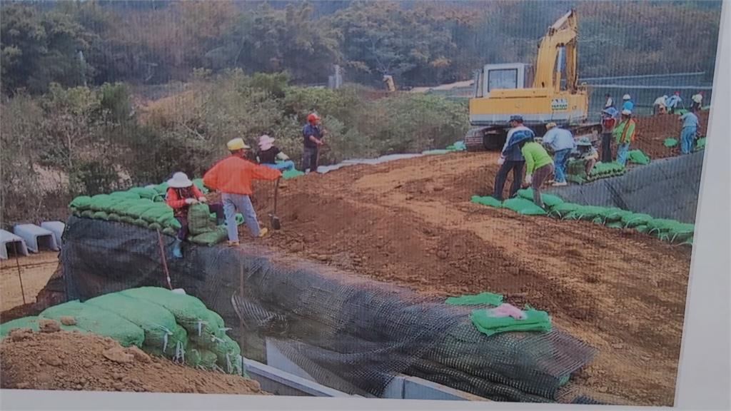 縣府允許廢棄物掩埋場運轉 立委大嘆:沒道理