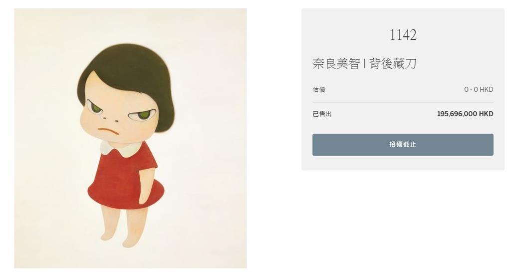 「有錢人買得起畫但不是為了欣賞」奈良美智堅持初衷為粉絲做周邊