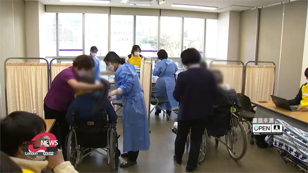 南韓疫苗開打才一週 爆2例接種AZ疫苗後死亡