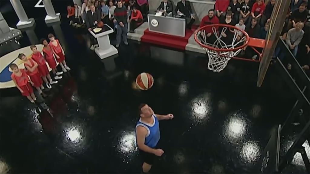 籃球金氏世界紀錄!  投籃神技大奇觀