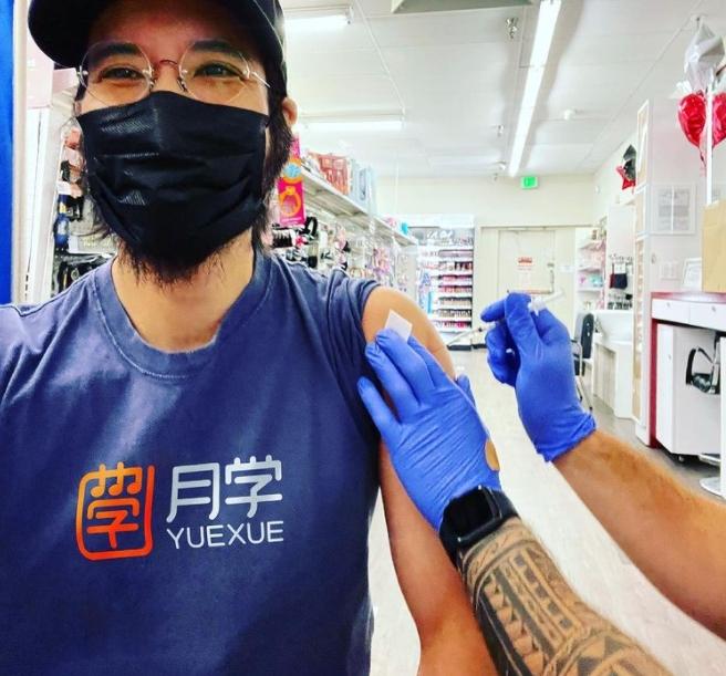 沒有要去中國?王力宏飛美國打疫苗 掰了6500萬內幕曝