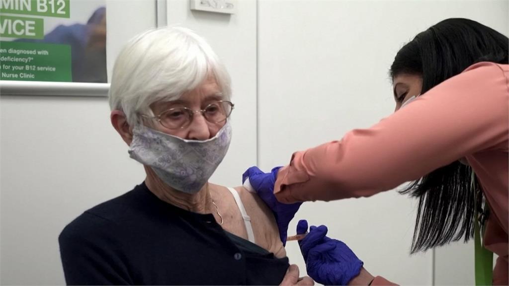 美國公布AZ疫苗試驗有效率79%、重症有效率100%!