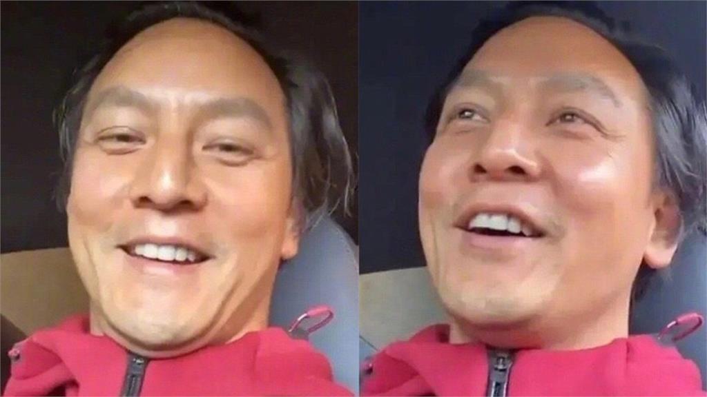 46歲吳彥祖中年危機拉警報 髮際線大片消失見光滑額頭!