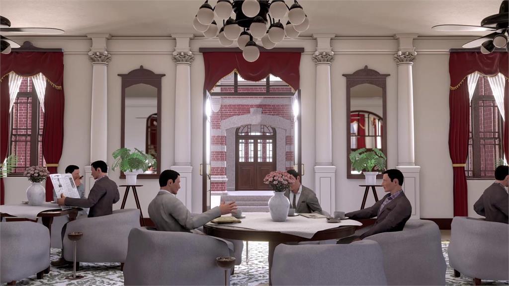 穿越時空! 民視新聞打造「台灣鐵道旅館」動畫紀錄片 重現百年前風華