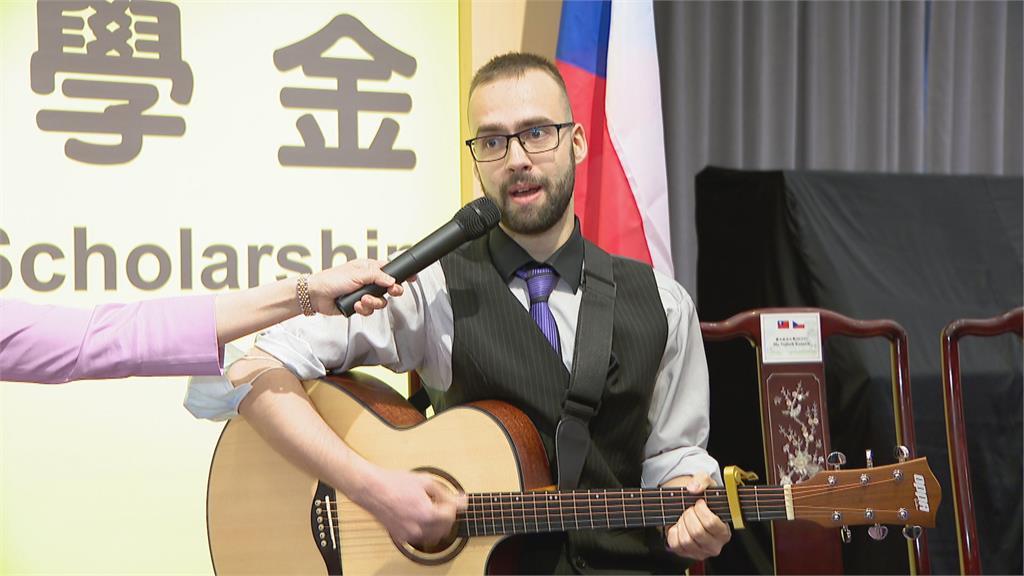 外交部推「台歐連結」 賀吉普鼓勵捷克生來台