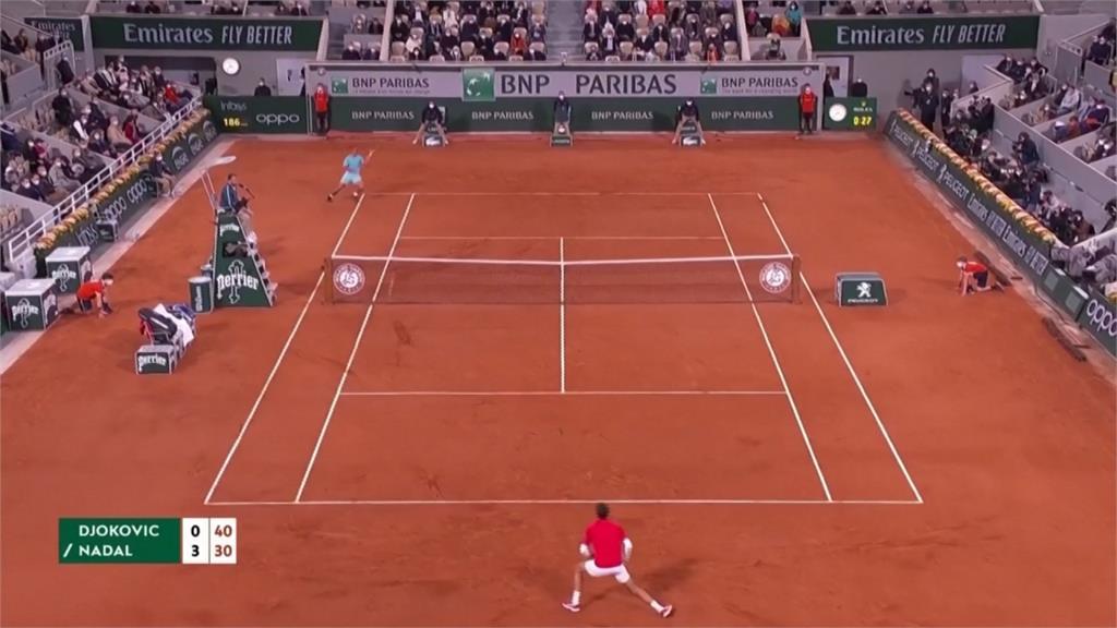 網球/球王在位第316周續創紀錄 喬科維奇:盼球迷進場加油