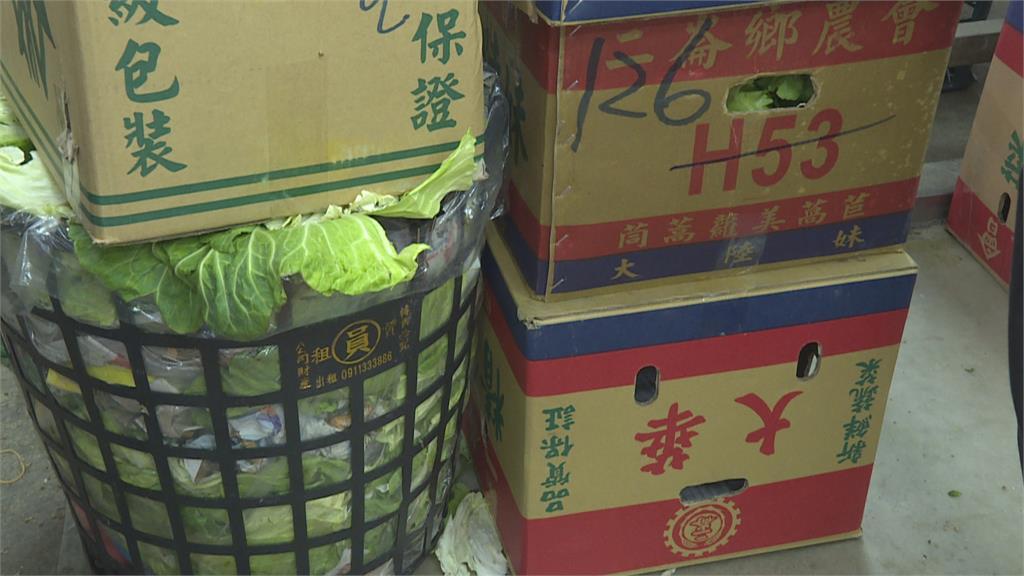 農民急了!農用年需1.8億個蔬果紙箱 政院跨部會協調:國內三大紙廠優先供給