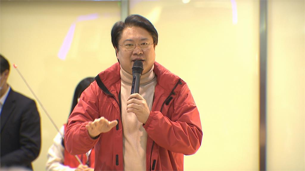 視察東碼頭旅運工程 蘇讚林右昌擘畫有節奏