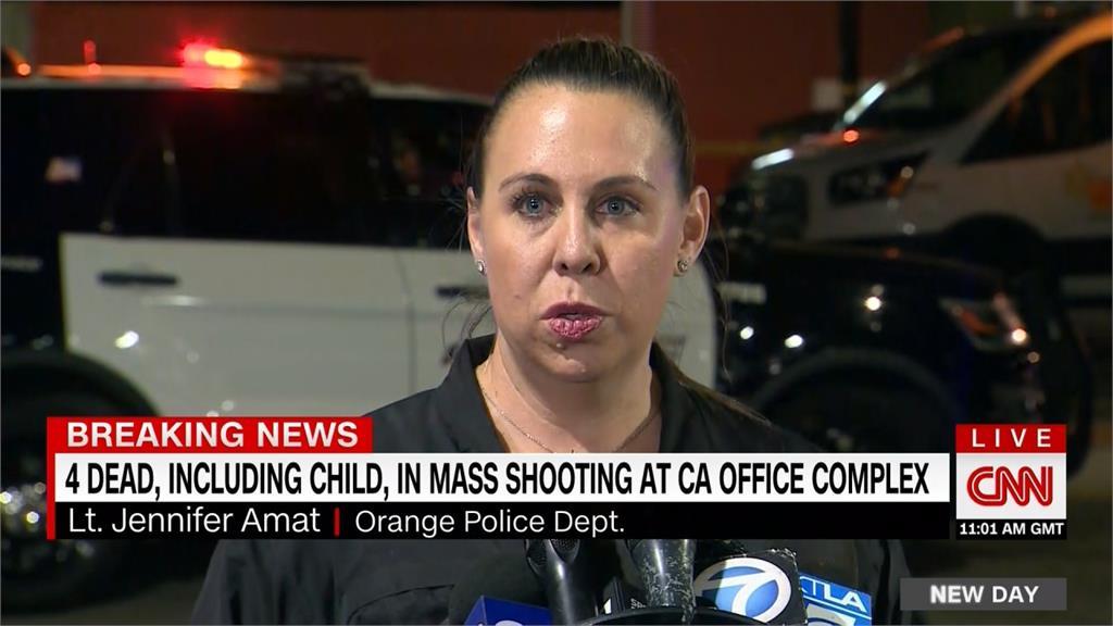 美兩周來第20起!洛杉磯商辦傳槍擊案4死