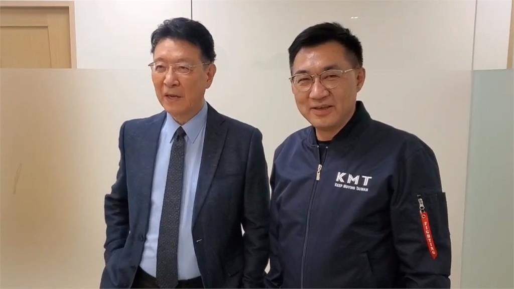 趙少康重返國民黨「挺不挺江」說法數變 費鴻泰:發揮鯰魚效應