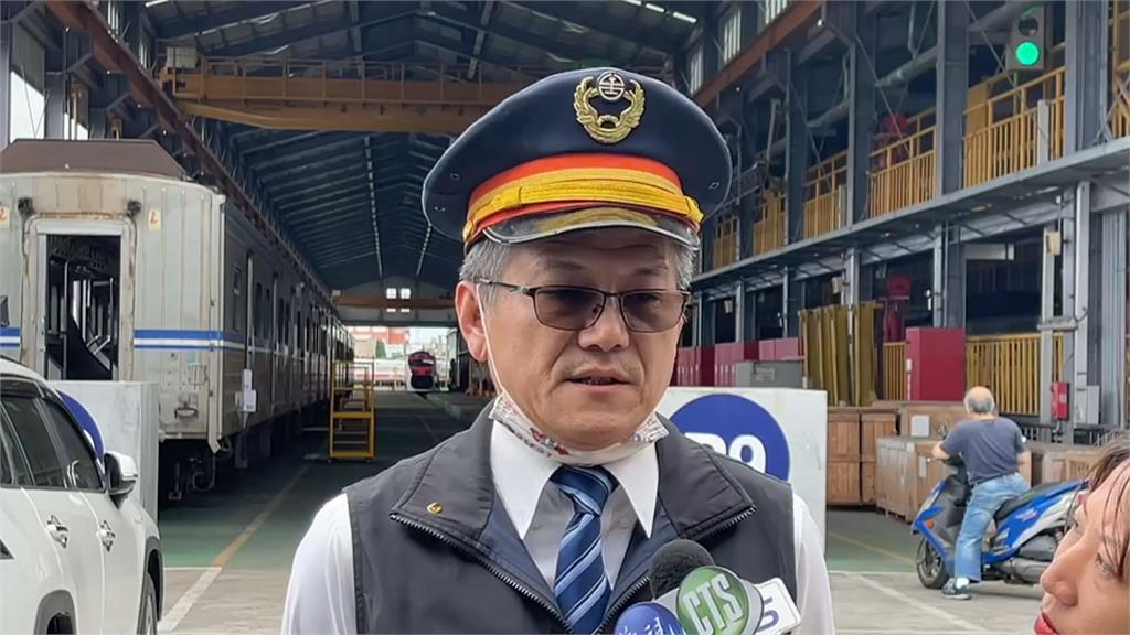 完成任務 殉職司機員今火化 台鐵專車送返台中