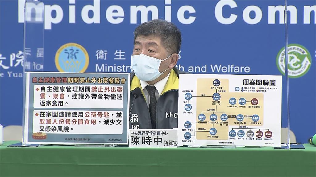 不買中國疫苗非關歧視 陳時中:中國疫苗科學證據不足