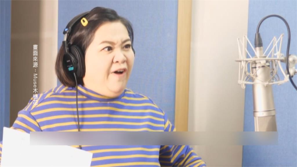 鍾欣凌配音初體驗 挑戰詮釋青春期恐龍