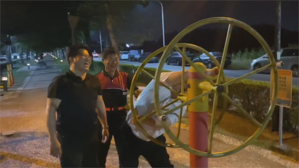蔡總統下減肥令 蔡易餘參加馬拉松一週瘦3公斤