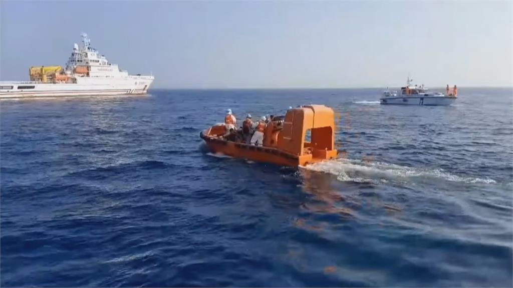 台漁船跨國馳援竟被指「超載」吃我豆腐?被中國搶功收割