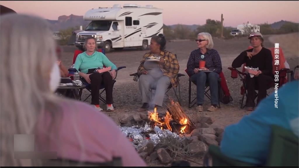 全球/破碎的美國夢 「游牧族」引爆下流老人危機