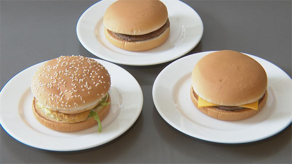 速食店隱藏菜單 銅板價吃得到美味漢堡