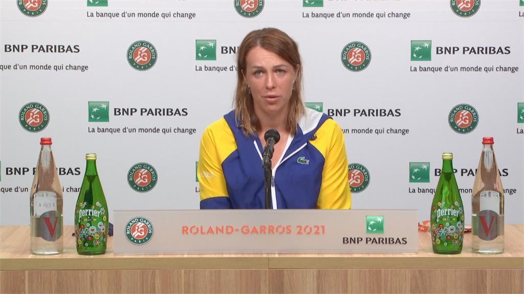 法網女單驚奇 四強選手皆生涯初體驗 首度打大滿貫四強