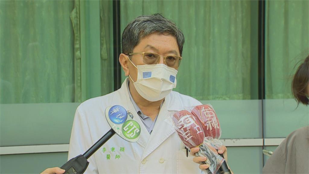 施景中憂心AZ對印度變種病毒保護力不足  呼籲莫德納留給國境前線與機組員