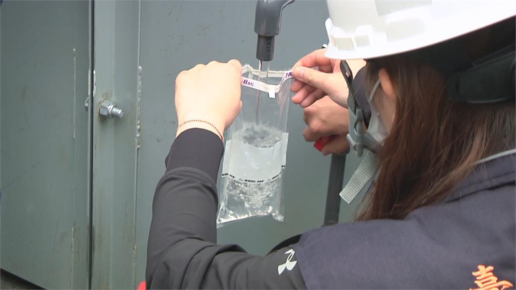 自來水管連五次爆管 盧秀燕工地視察監測水質