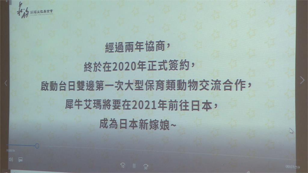 犀牛妹「艾瑪」婚前訓練班 3月遠嫁日本