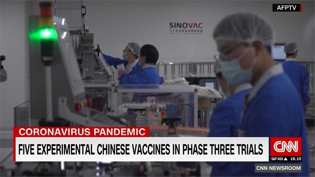 中國疫苗多達73種副作用!馬克宏再控資訊不透明 恐促成新變種