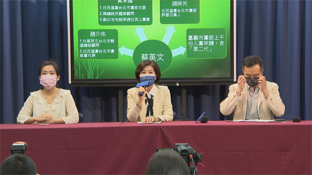 反駁國民黨黑道指控 黃承國:有做錯事就自我了斷