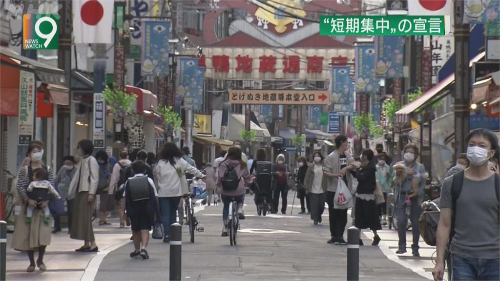 日本重症人數飆升 大阪單日增400例!  ICU病床一位難求 一般手術被迫延期!