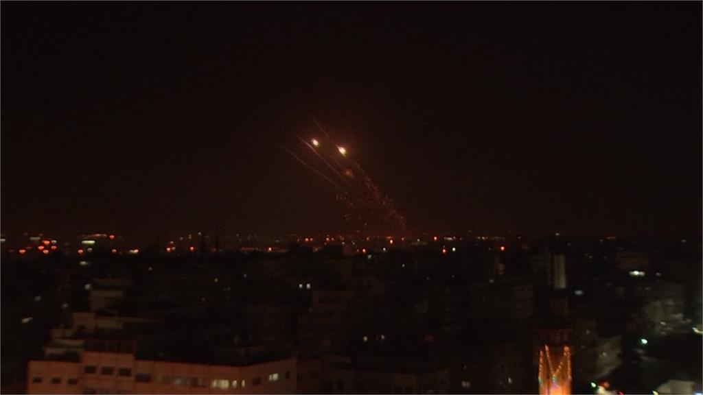 單日47死! 以巴交火 以軍空襲迦薩難民營