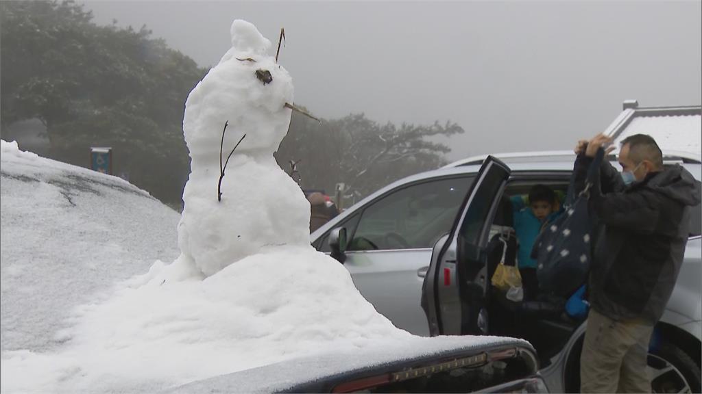 文化大學研發「追雪神器」 預測降雪精準度達8成