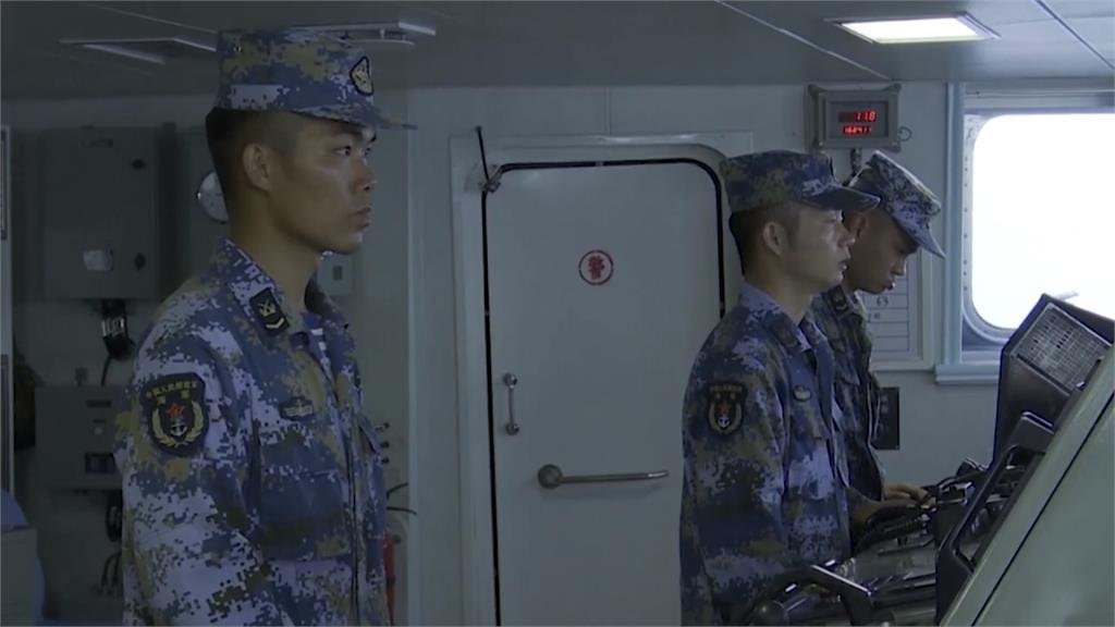全球/聚焦台海危機!美中軍演互別苗頭