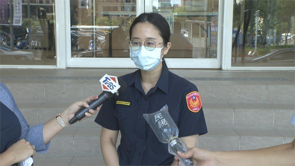 女子遭近距離撞擊 赫見對方竟沒戴口罩!警公布長相 籲附近居民多加留意
