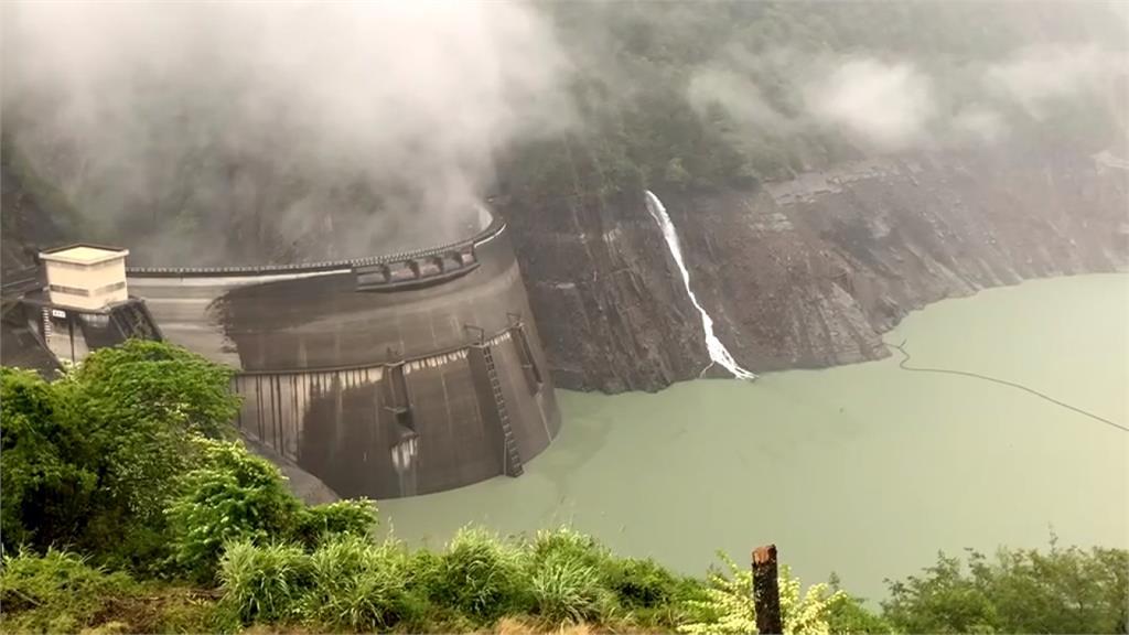 豪雨連炸!全台水庫2天進帳6788萬噸 3水庫還沒喝飽