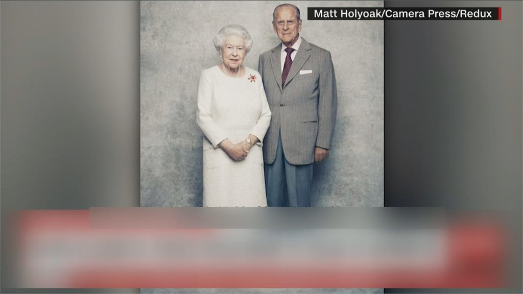 「最偉大英國男」之一 菲利浦陪伊莉莎白逾70年