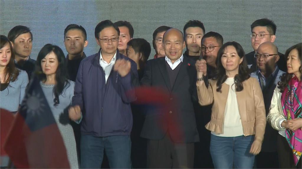 江啟臣出新書 自爆「曾是韓國瑜副手人選」