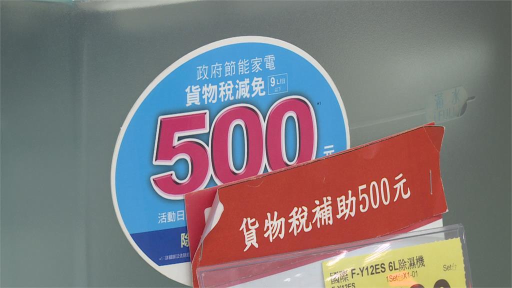 買節能家電最高退稅2千 補助延2年!民眾大讚:政府發紅包了!