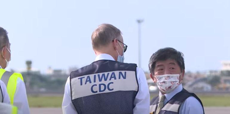 LIVE/美捐台灣250萬劑莫德納疫苗16:31抵台!酈英傑、陳時中親自接機 現場畫面全程直擊