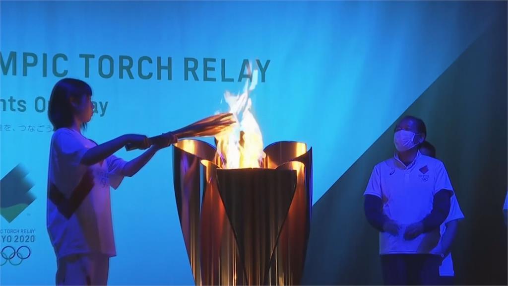 東京奧運倒數計時 日相宣布解除緊急事態宣言
