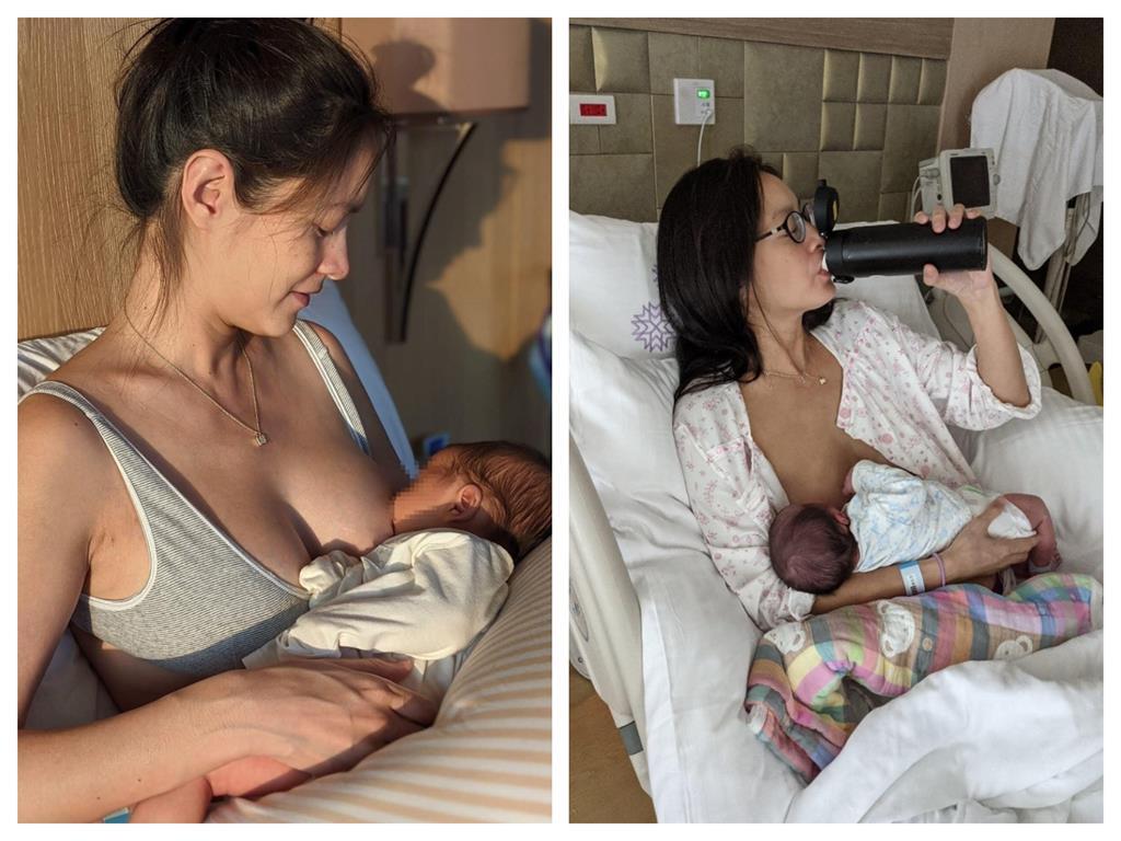 Janet親餵兒子母乳照片曝 9.7萬人感動圍觀:最美的畫面!
