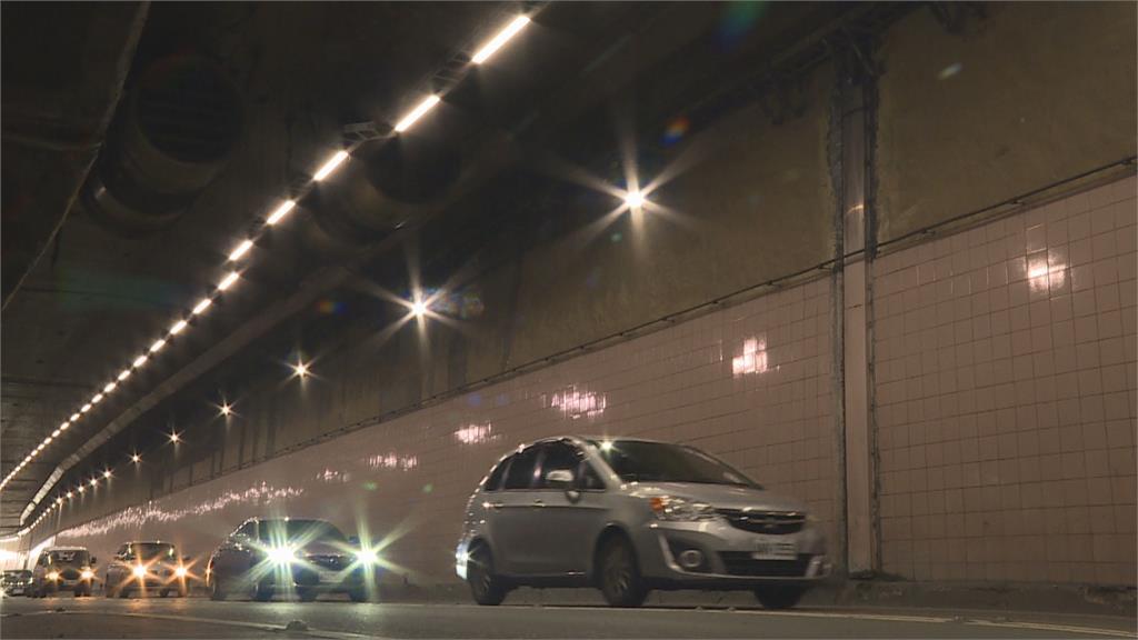 LED大廠斥資1億  將8隧道、1地下道燈具換新