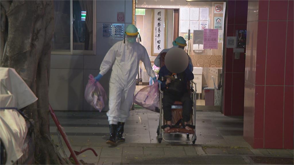 離譜!台北某長照機構涉瞞疫 已47確診.3死