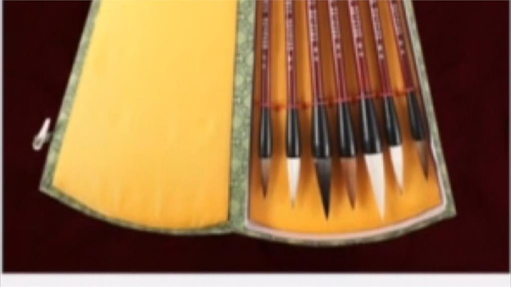 知名書法家張炳煌都驚豔!製筆達人遭冒用名號 一頁式廣告賣劣質筆