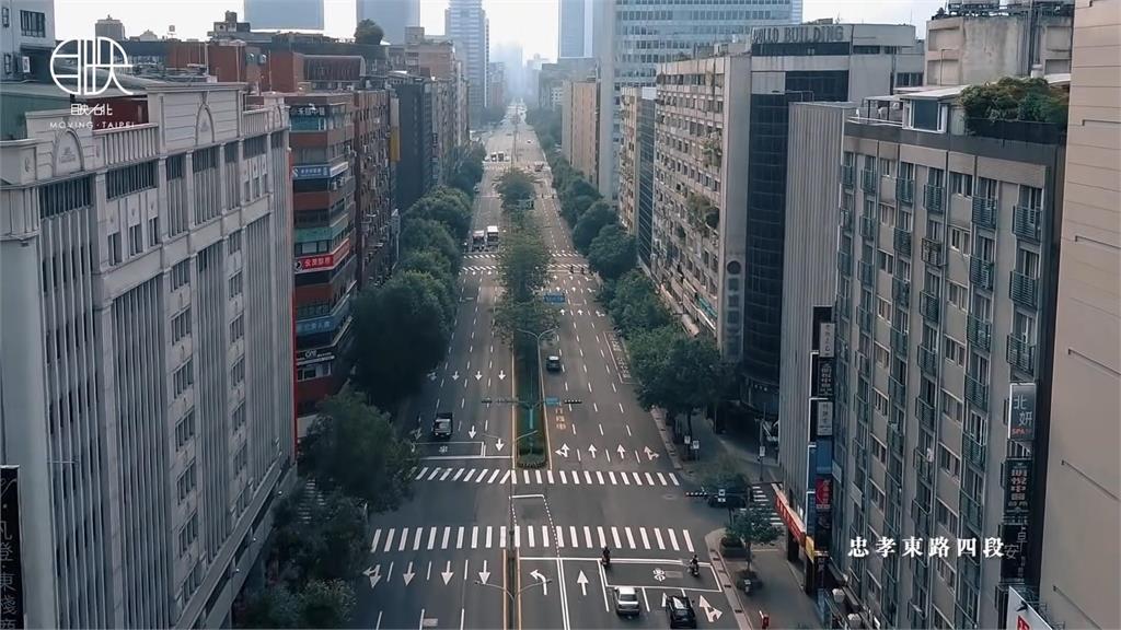 期待再現喧嘩!疫情下的台北街頭平靜卻冷清 網友:看完好惆悵