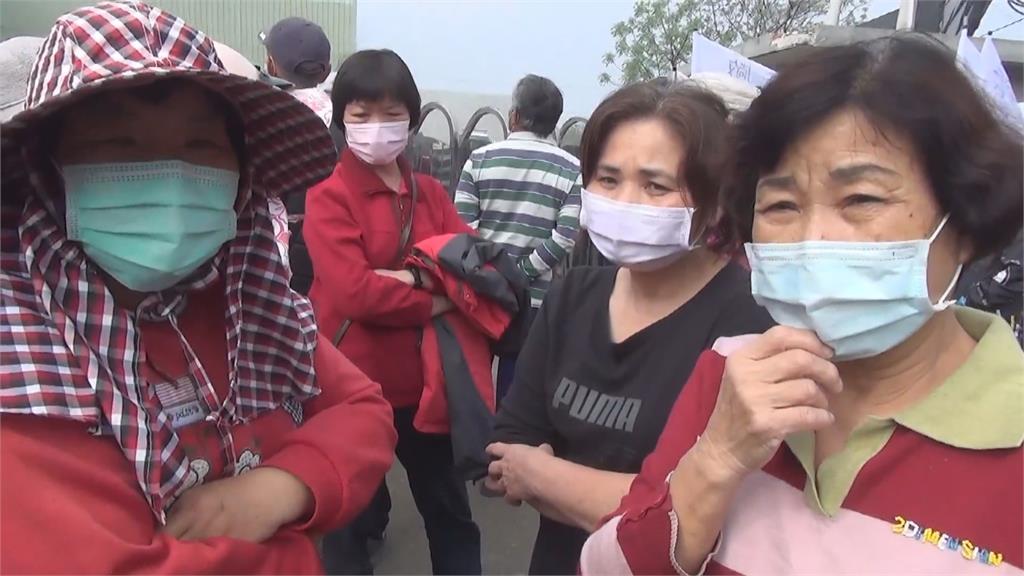 堆肥廠灑香水還是很臭! 村民受不了大喊「搬走」