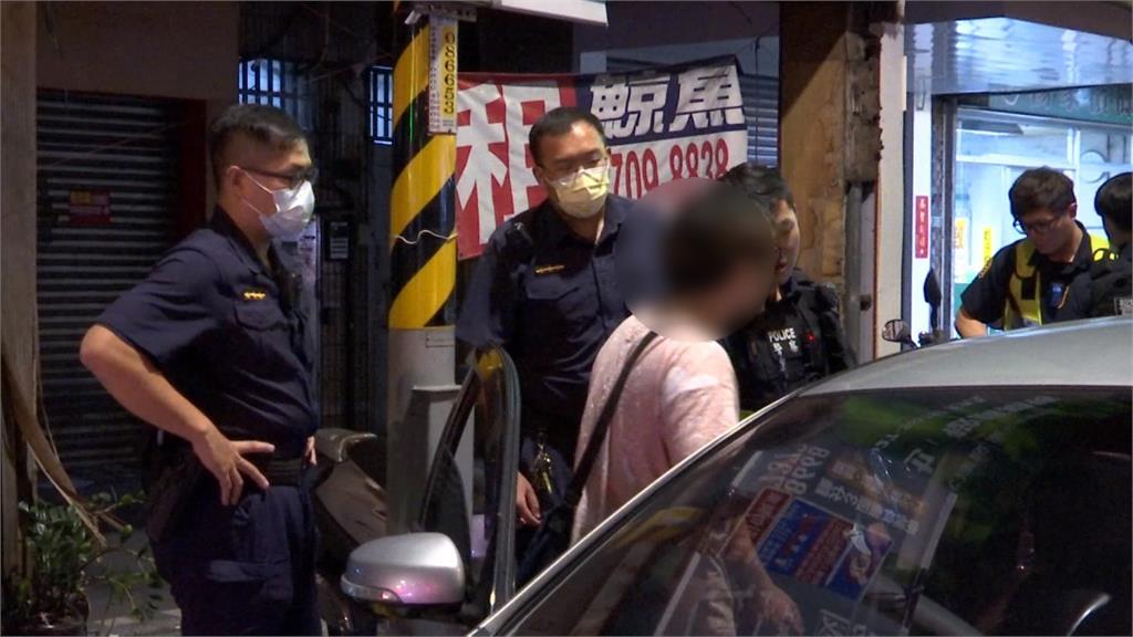 取締違規車輛 警攔查逮到1通緝犯